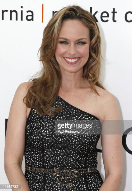 Actress Melora Hardin attends Fashion For Life 2009 benefit at California Market Center on May 17 2009 in Los Angeles California