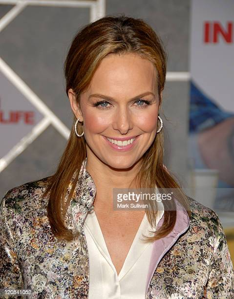 Actress Melora Hardin attends the premiere of Dan In Real Life on October 24 2007 in Hollywood California