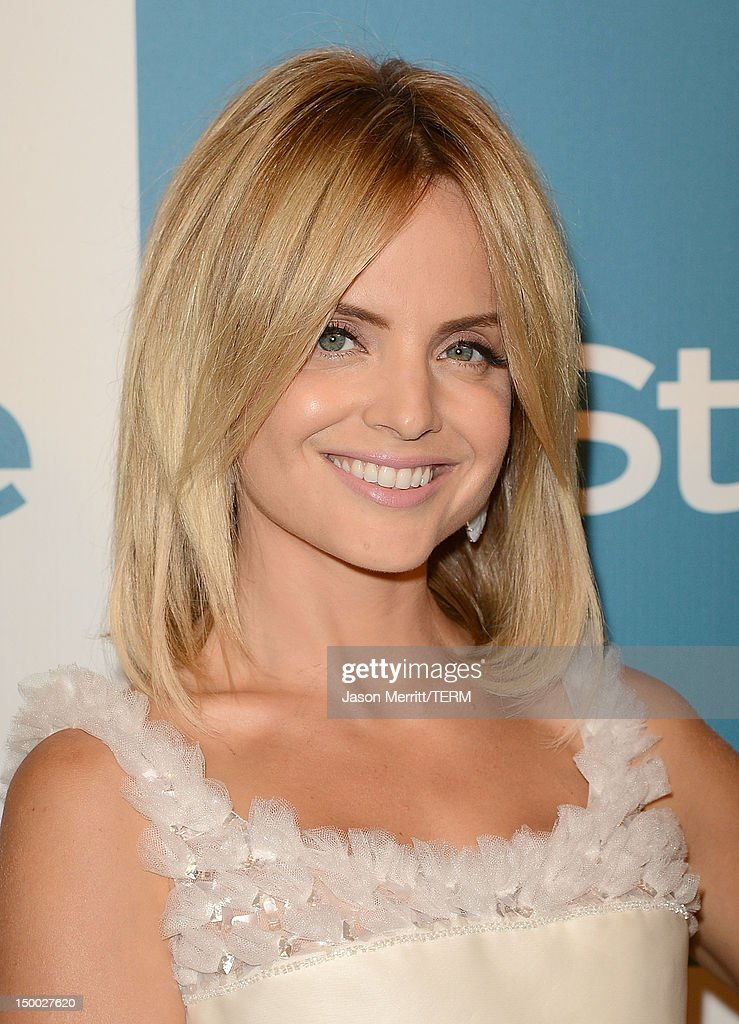 Actress Mena Suvari attends the 11th annual InStyle summer soiree held at The London Hotel on August 8, 2012 in West Hollywood, California.