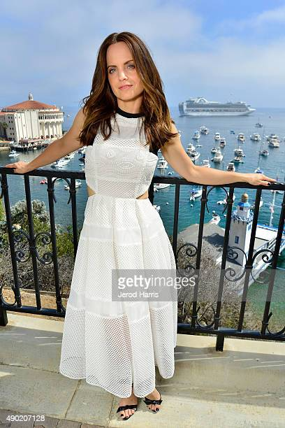 Actress Mena Suvari attends the Catalina Film Festival on September 26 2015 in Avalon California