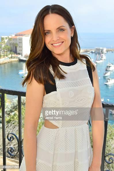 Actress Mena Suvari attends the Catalina Film Festival on September 26 2015 in Avalon California
