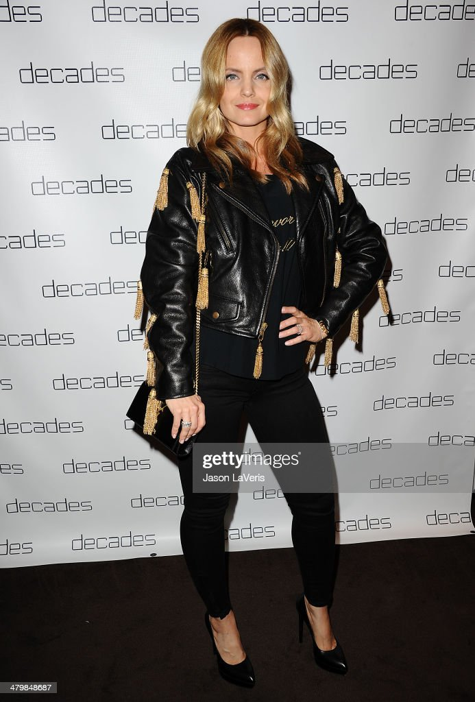 Les Must De Moschino event at Decades on March 20, 2014 in Los Angeles, California.