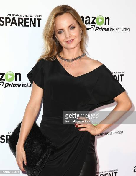 Actress Mena Suvari attends the premiere of Amazon's 'Transparent' at Ace Hotel on September 15 2014 in Los Angeles California