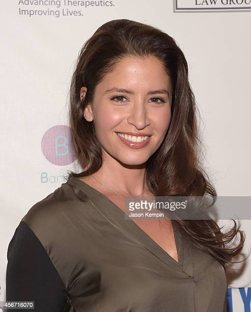 Actress Mercedes Masohn attends the 2014 Best In Drag Show at the Orpheum Theatre on October 5 2014 in Los Angeles California