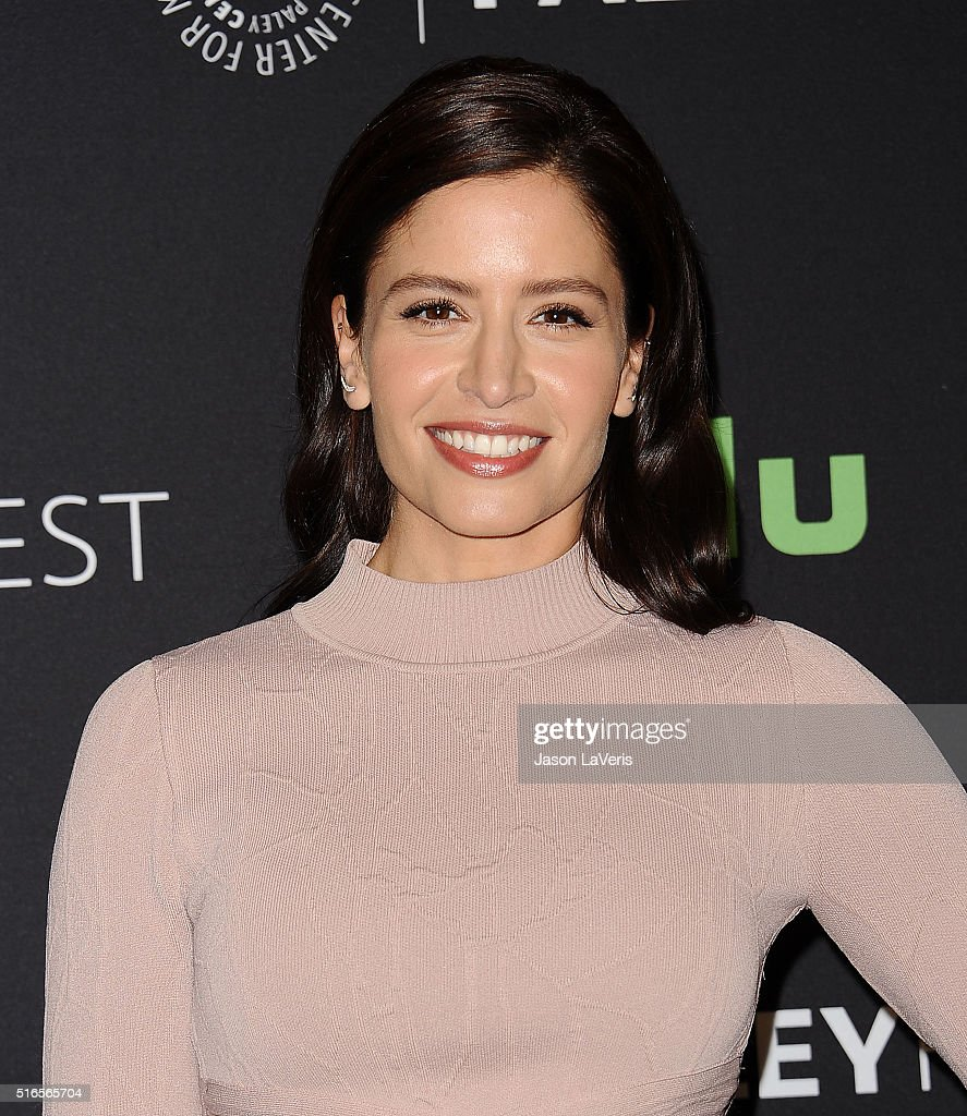 Actress Mercedes Mason attends the 'Fear The Walking Dead' event at the 33rd annual PaleyFest at Dolby Theatre on March 19, 2016 in Hollywood, California.