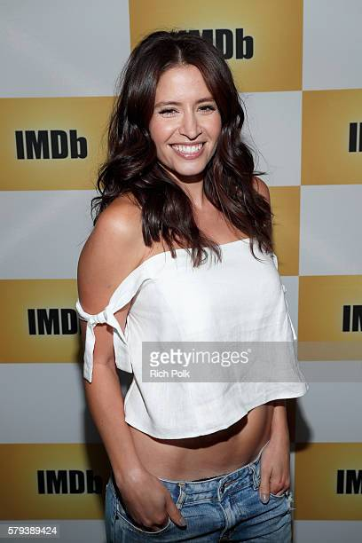 Actress Mercedes Mason attends the IMDb Yacht at San Diego ComicCon 2016 Day Three at The IMDb Yacht on July 23 2016 in San Diego California