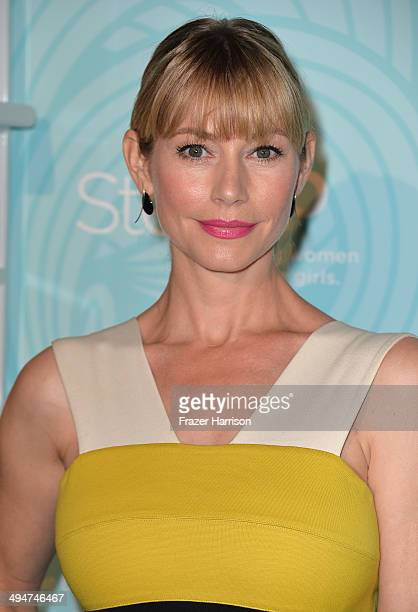 Actress Meredith Monroe arrives at the Step Up 11th Annual Inspiration Awards at The Beverly Hilton Hotel on May 30 2014 in Beverly Hills California