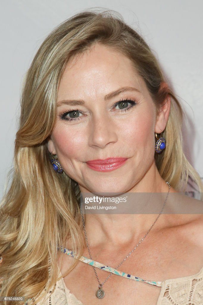Actress Meredith Monroe attends the WE ALL PLAY FUNdraiser hosted by the Zimmer Children's Museum at the Zimmer Children's Museum on April 30, 2017 in Los Angeles, California.