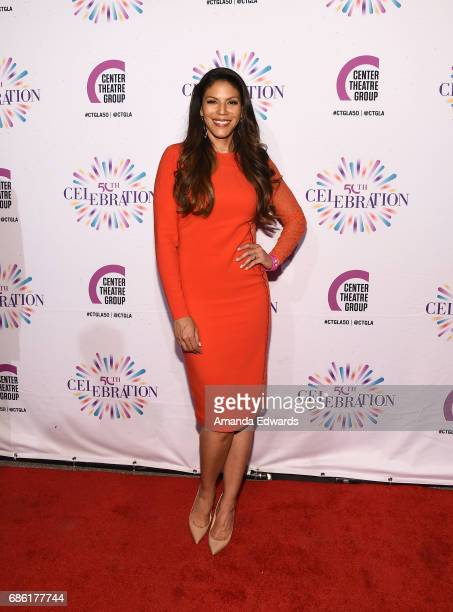 Actress Merle Dandridge attends the Center Theatre Group's 50th Anniversary Celebration at the Ahmanson Theatre on May 20 2017 in Los Angeles...