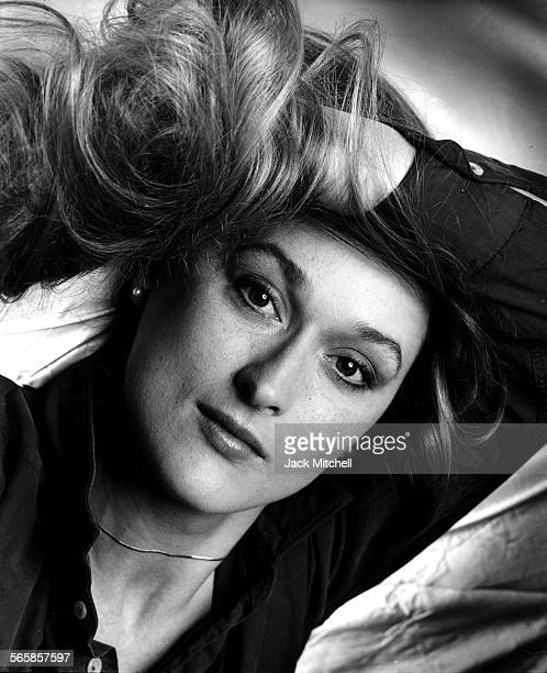 Actress Meryl Streep 1979 Photo by Jack Mitchell/Getty Images
