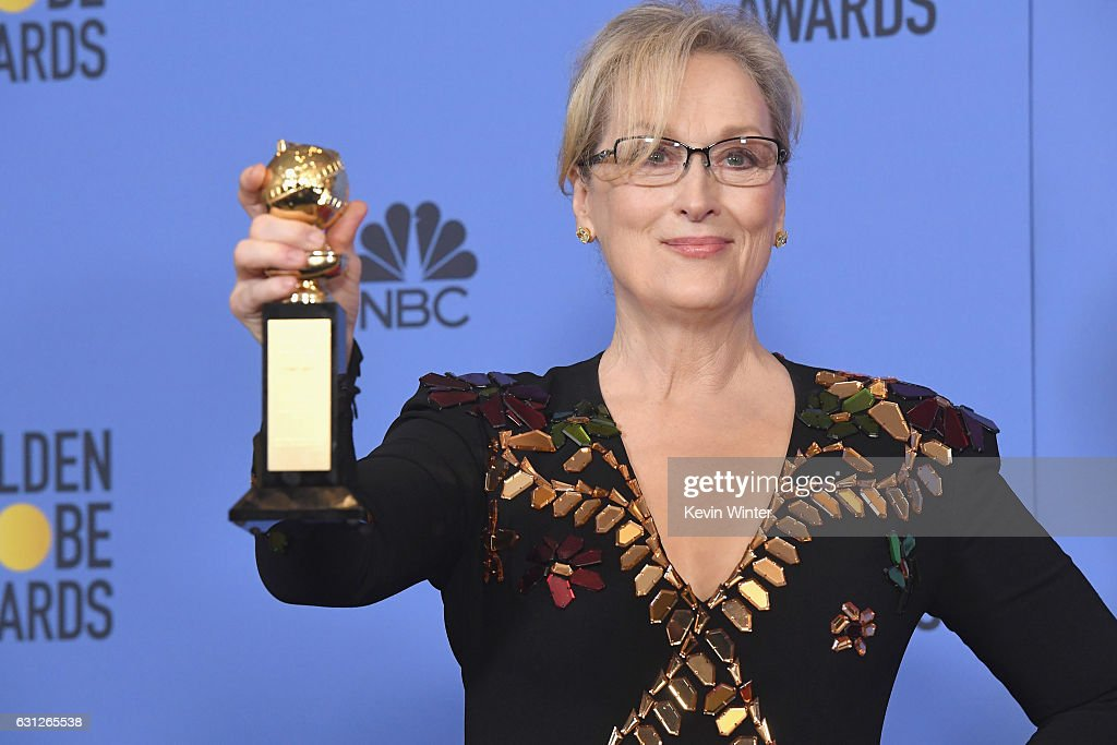 74th Annual Golden Globe Awards - Press Room