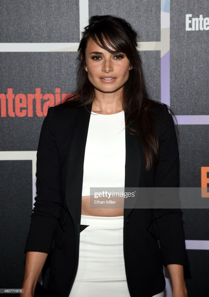Actress <a gi-track='captionPersonalityLinkClicked' href=/galleries/search?phrase=Mia+Maestro&family=editorial&specificpeople=206317 ng-click='$event.stopPropagation()'>Mia Maestro</a> attends Entertainment Weekly's annual Comic-Con celebration at Float at Hard Rock Hotel San Diego on July 26, 2014 in San Diego, California.
