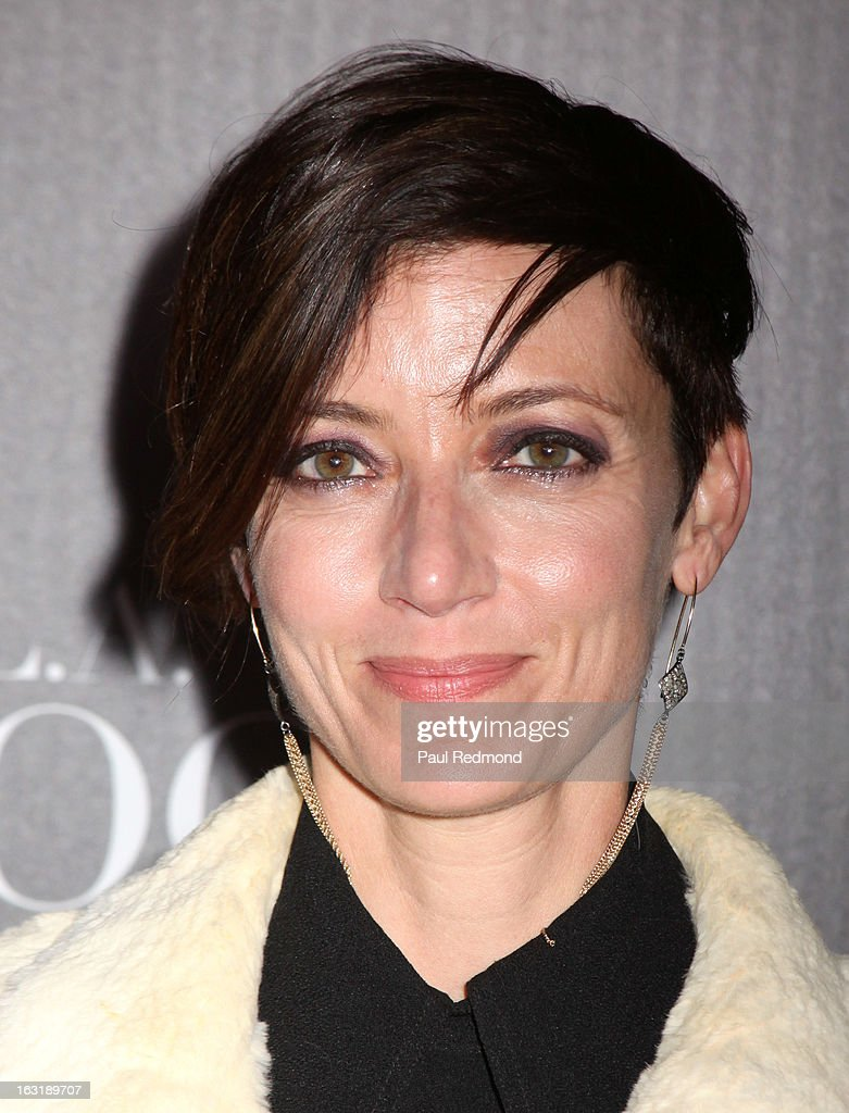 Actress <a gi-track='captionPersonalityLinkClicked' href=/galleries/search?phrase=Mia+Sara&family=editorial&specificpeople=2468643 ng-click='$event.stopPropagation()'>Mia Sara</a> arrives at 'L.A.Frock Stars' - Los Angeles Screening at LACMA on March 5, 2013 in Los Angeles, California.