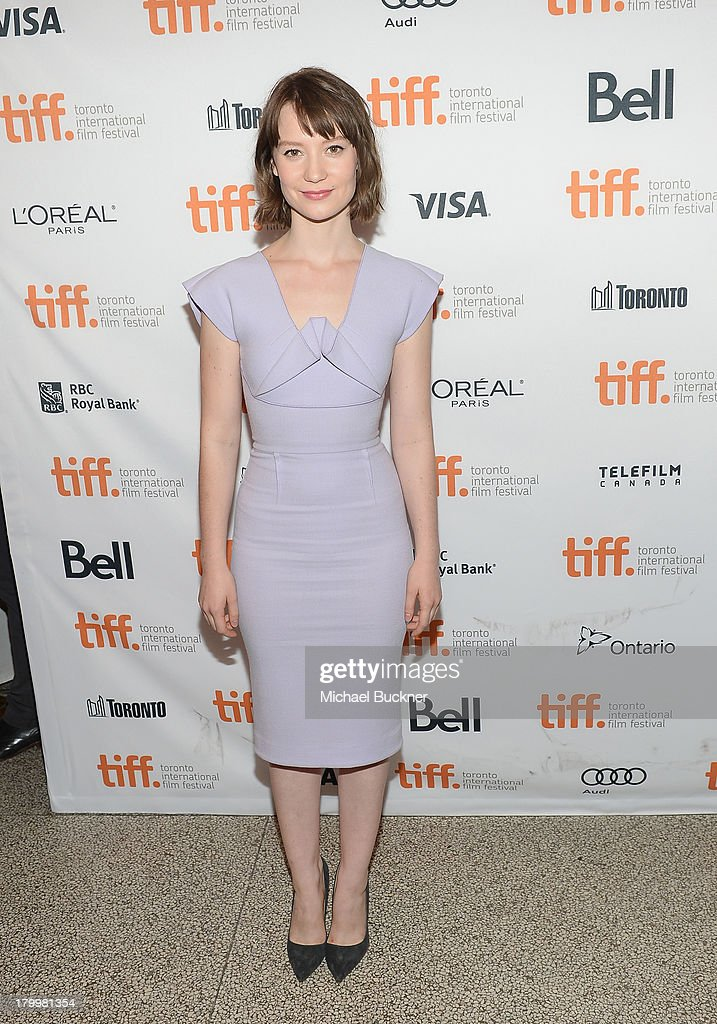 """The Double"" Premiere - Arrivals - 2013 Toronto International Film Festival"