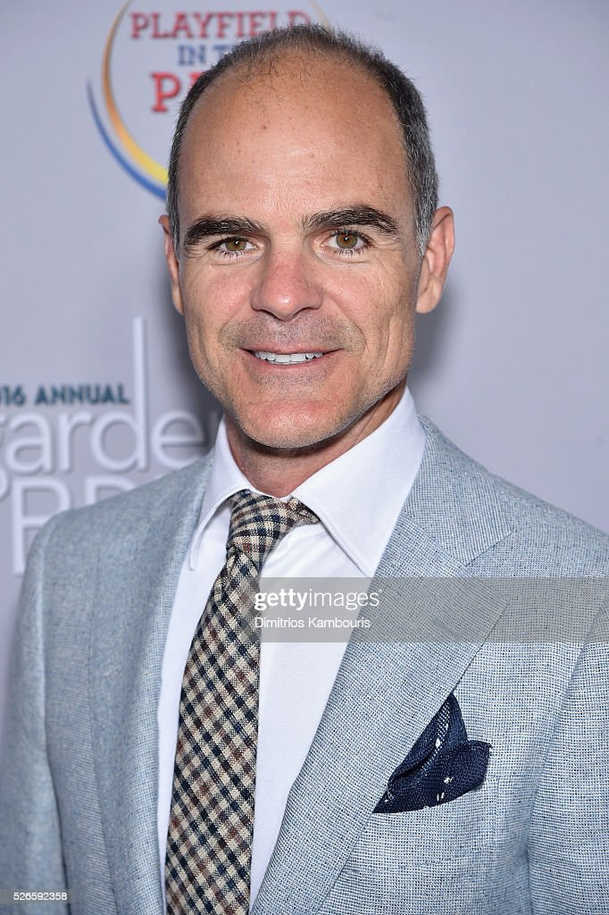 Actress <a gi-track='captionPersonalityLinkClicked' href=/galleries/search?phrase=Michael+Kelly+-+Actor&family=editorial&specificpeople=4604075 ng-click='$event.stopPropagation()'>Michael Kelly</a> attends the Garden Brunch prior to the 102nd White House Correspondents' Association Dinner at the Beall-Washington House on April 30, 2016 in Washington, DC.