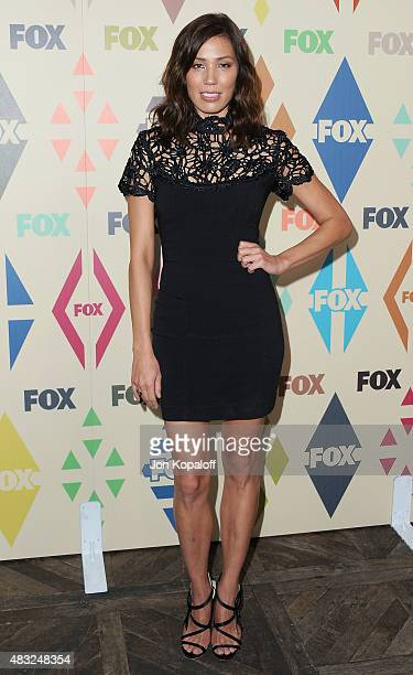 Actress Michaela Conlin arrives at the 2015 Summer TCA Tour FOX AllStar Party at Soho House on August 6 2015 in West Hollywood California