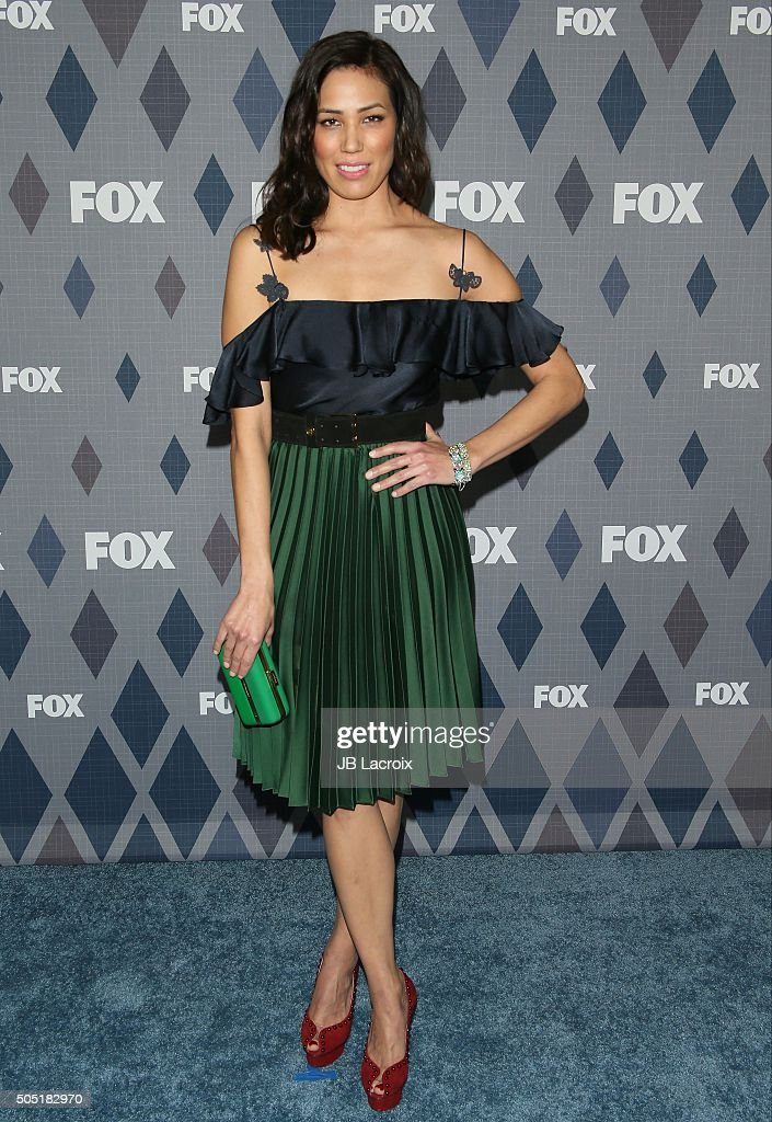 Actress Michaela Conlin attends the Winter TCA Tour - FOX Winter TCA 2016 All-Star Party at the Langham Huntington Hotel on January 15, 2016 in Pasadena, California.