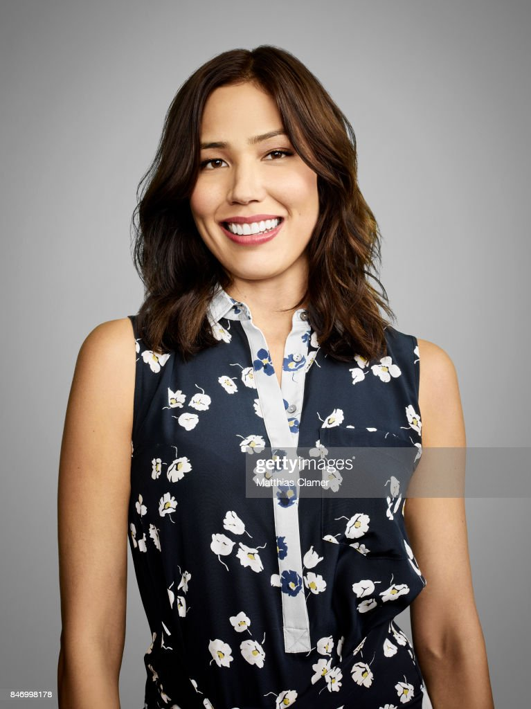Actress Michaela Conlin from 'Bones' is photographed for Entertainment Weekly Magazine on July 22, 2016 at Comic Con in the Hard Rock Hotel in San Diego, California.