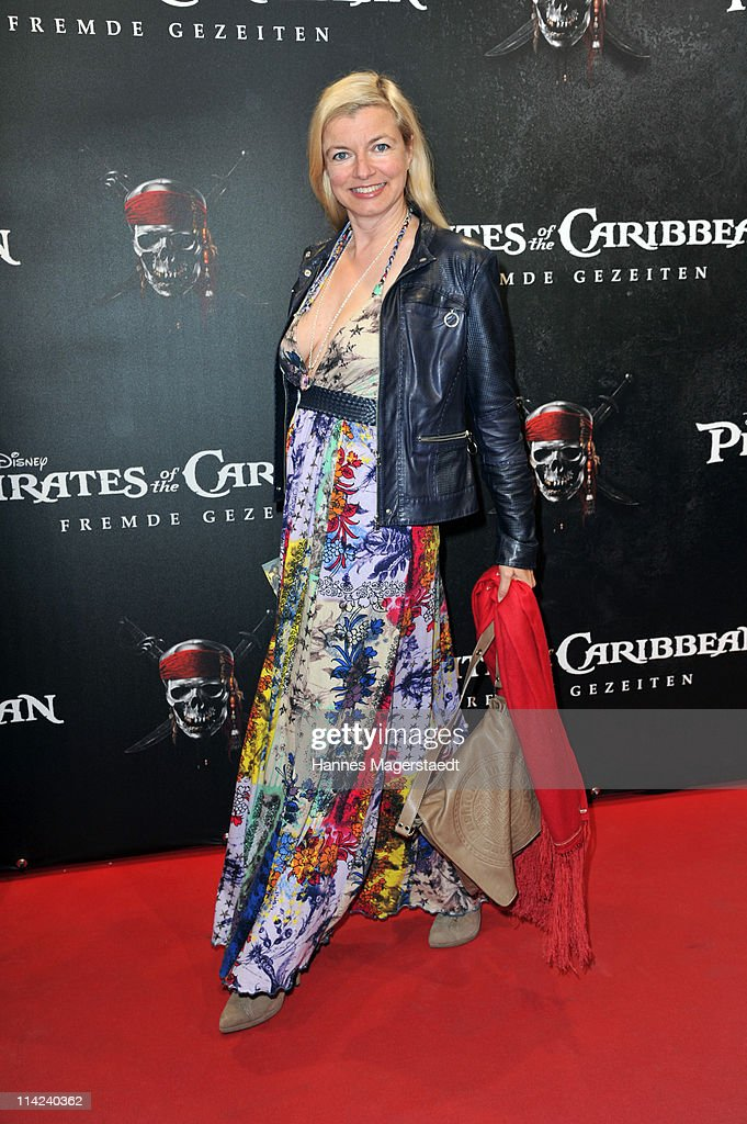 Actress Michaela Merten attends the Germany Premiere of 'Pirates Of The Caribbean: On Stranger Tides' at the Mathaeser Filmpalast on May 16, 2011 in Munich, Germany.