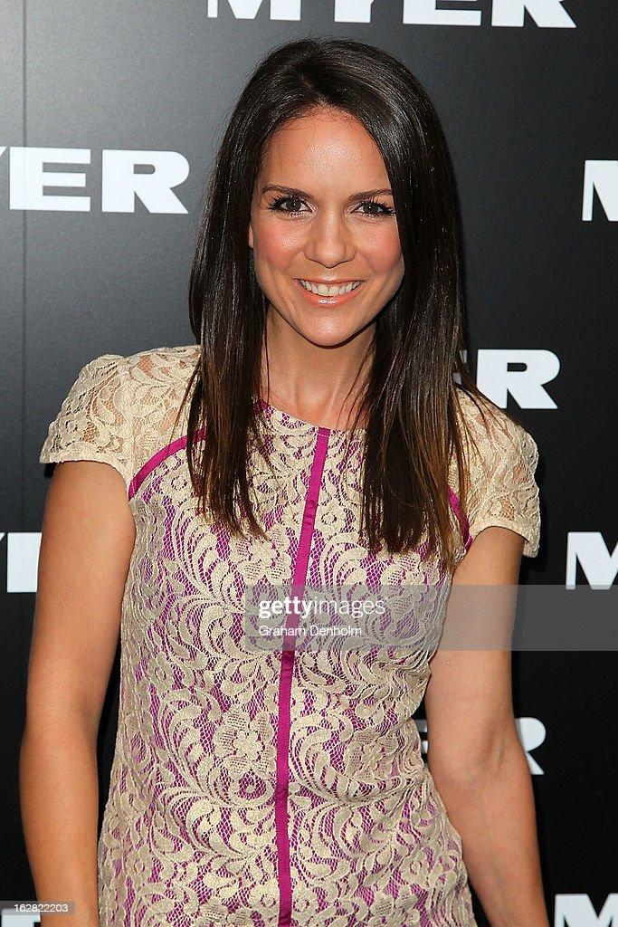 Myer A/W 2013 Collections Launch - Arrivals