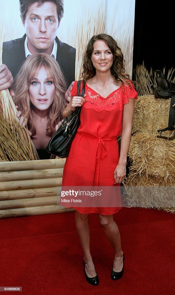 Actress Michala Banas attends the Australian premiere of 'Did You Hear About The Morgans?' at Event Cinemas George Street on December 22, 2009 in Sydney, Australia.