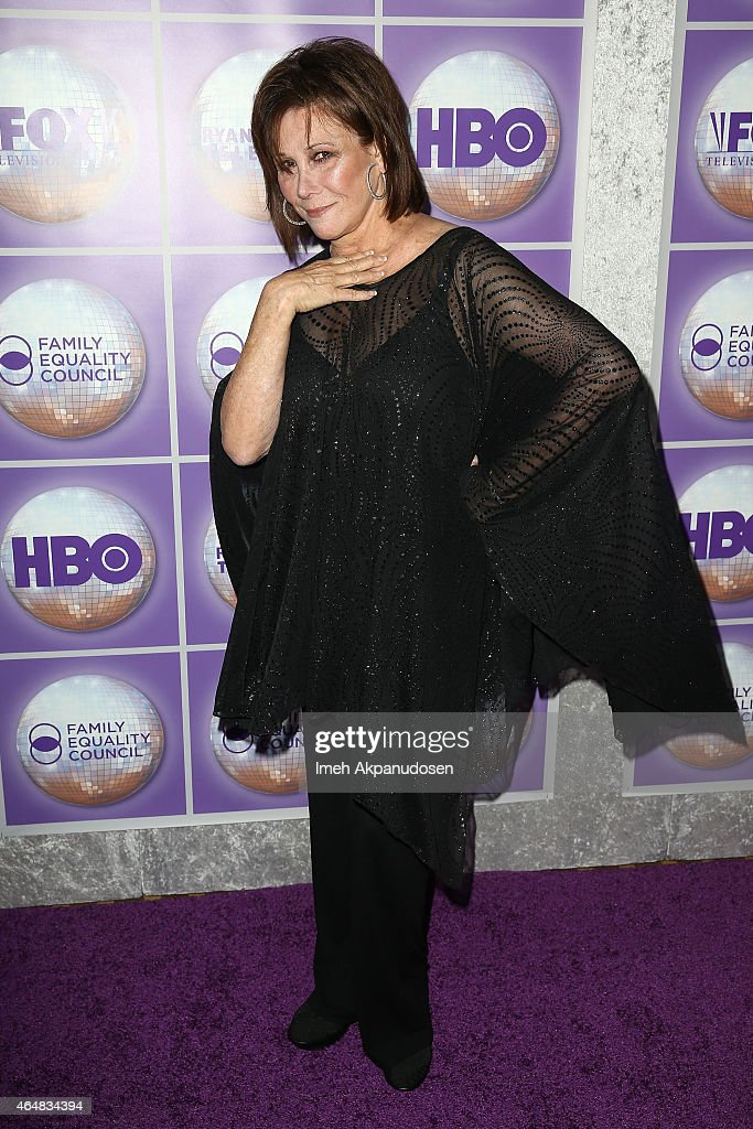 Actress Michele Lee attends the Family Equality Council's Los Angeles Awards Dinner at The Beverly Hilton Hotel on February 28, 2015 in Beverly Hills, California.