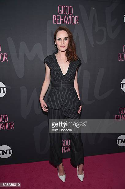 Actress Michelle Dockery attends the 'Good Behavior' NYC Premiere at Roxy Hotel on November 14 2016 in New York City 26491_001