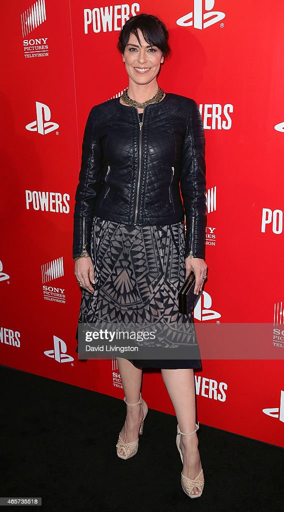 "PlayStation & Sony Pictures Television Series Premiere Of ""POWERS"" - Arrivals"