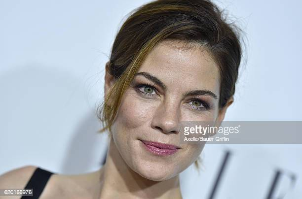 Actress Michelle Monaghan arrives at the 23rd Annual ELLE Women In Hollywood Awards at Four Seasons Hotel Los Angeles at Beverly Hills on October 24...
