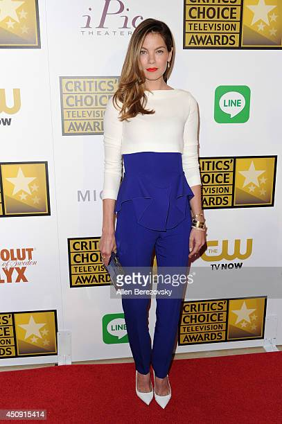 Actress Michelle Monaghan arrives at the 4th Annual Critics' Choice Television Awards at The Beverly Hilton Hotel on June 19 2014 in Beverly Hills...