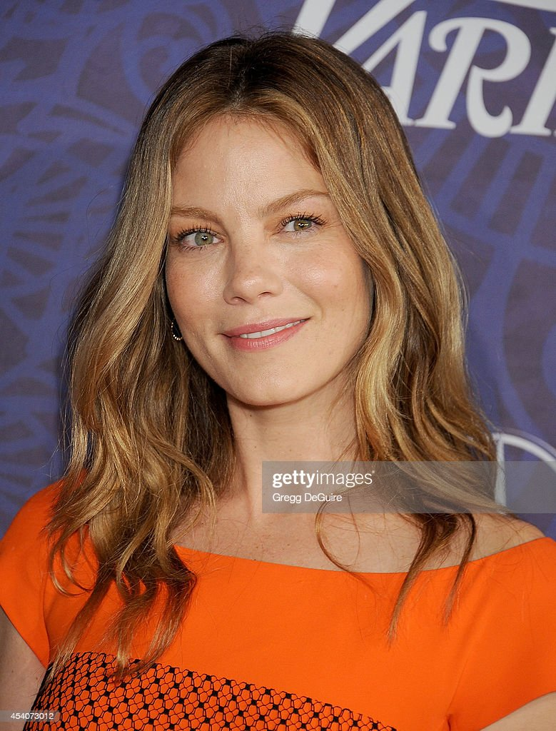 Actress <a gi-track='captionPersonalityLinkClicked' href=/galleries/search?phrase=Michelle+Monaghan&family=editorial&specificpeople=213746 ng-click='$event.stopPropagation()'>Michelle Monaghan</a> arrives at the Variety And Women In Film Annual Pre-Emmy Celebration at Gracias Madre on August 23, 2014 in West Hollywood, California.