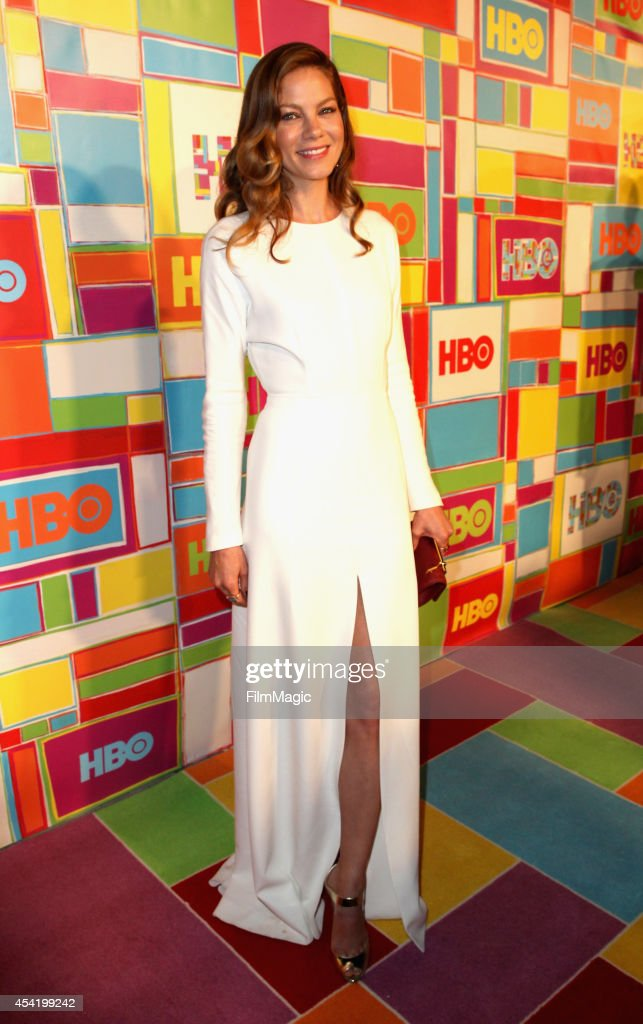 Actress Michelle Monaghan attends HBO's Official 2014 Emmy After Party at The Plaza at the Pacific Design Center on August 25, 2014 in Los Angeles, California.