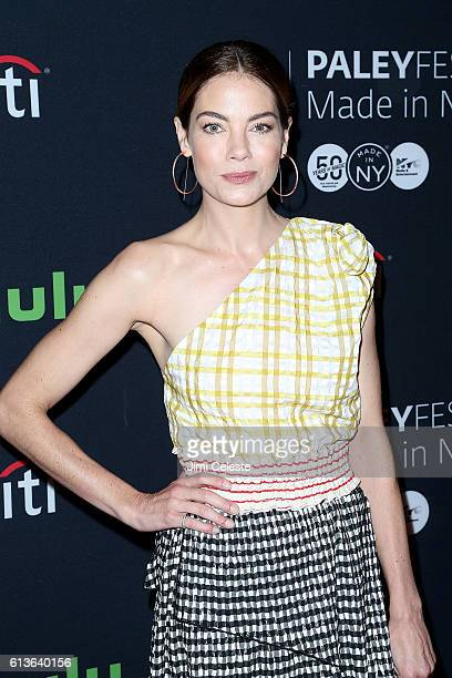 Actress Michelle Monaghan attends PaleyFest New York 2016 'The Path' at The Paley Center for Media on October 9 2016 in New York City