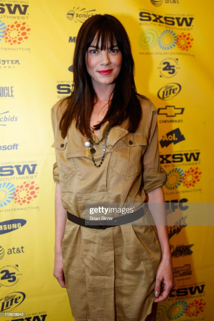 Actress <a gi-track='captionPersonalityLinkClicked' href=/galleries/search?phrase=Michelle+Monaghan&family=editorial&specificpeople=213746 ng-click='$event.stopPropagation()'>Michelle Monaghan</a> attends the 2011 SXSW Music, Film + Interactive Festival 'Source Code' Premiere at Paramount Theater on March 11, 2011 in Austin, Texas.
