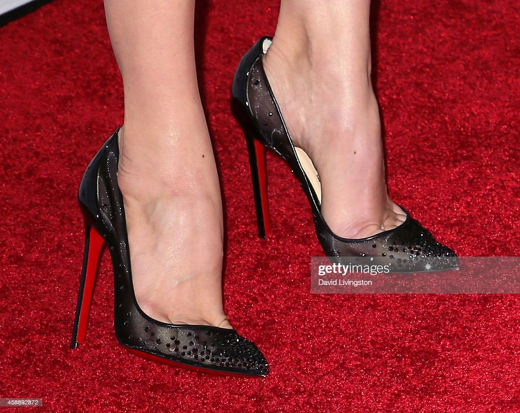 Actress Michelle Monaghan attends the AFI FEST 2014 presented by Audi's special tribute to Sophia Loren at the Dolby Theatre on November 12 2014 in...