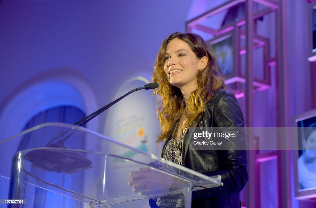 Actress <a gi-track='captionPersonalityLinkClicked' href=/galleries/search?phrase=Michelle+Monaghan&family=editorial&specificpeople=213746 ng-click='$event.stopPropagation()'>Michelle Monaghan</a> attends the Children's Defense Fund of California 22nd Annual Beat The Odds Awards at Beverly Hills Hotel on December 6, 2012 in Beverly Hills, California.