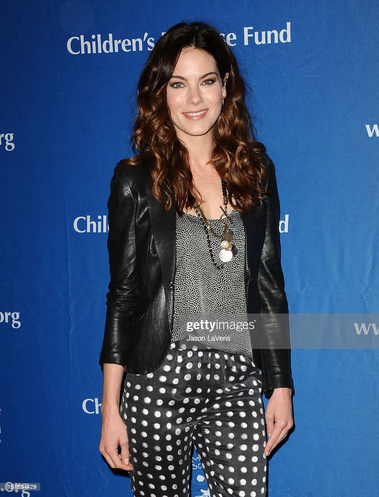 Actress Michelle Monaghan attends the Children's Defense Fund's 22nd annual 'Beat the Odds' Awards at the Beverly Hills Hotel on December 6, 2012 in Beverly Hills, California.