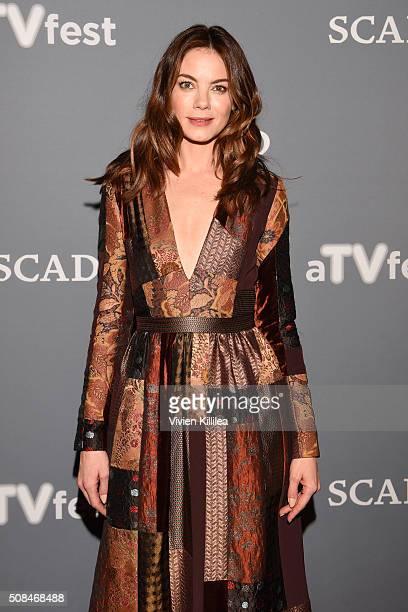 Actress Michelle Monaghan attends 'The Path' event during aTVfest 2016 presented by SCAD on February 4 2016 in Atlanta Georgia
