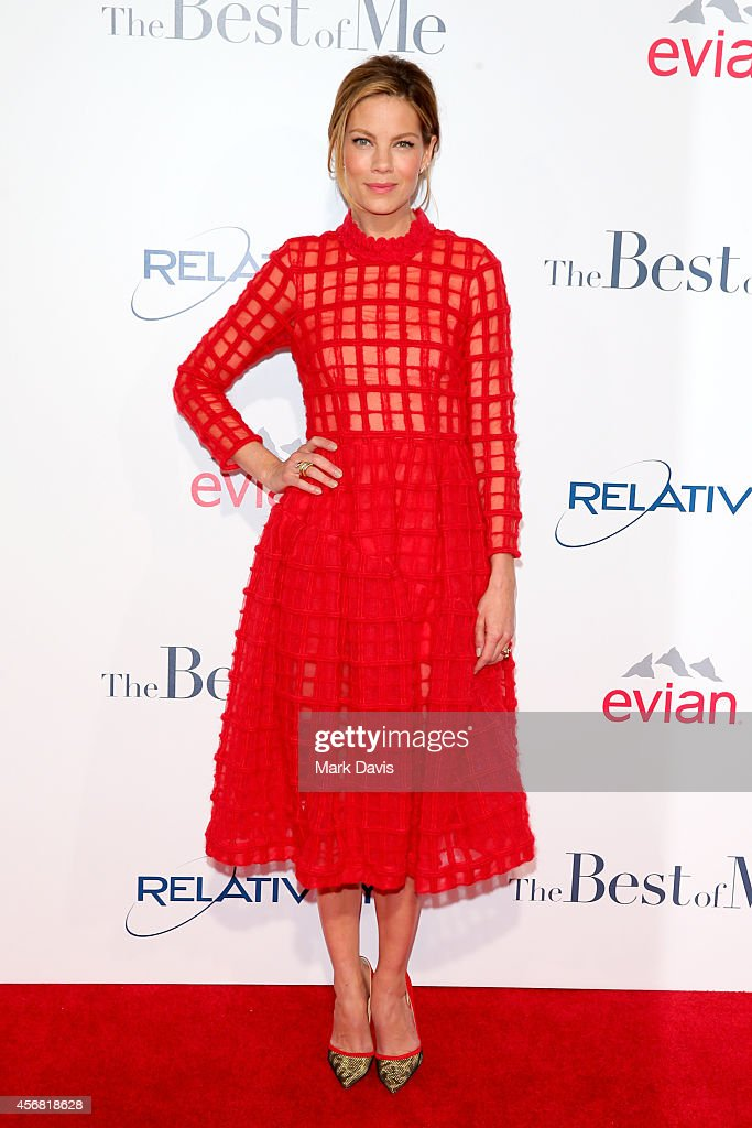 """Premiere Of Relativity Studios' """"The Best Of Me"""" - Arrivals"""