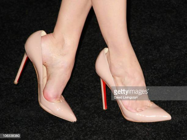 Actress Michelle Monaghan attends the premiere of Warner Bros Pictures' 'Due Date' at Grauman's Chinese Theater on October 28 2010 in Los Angeles...