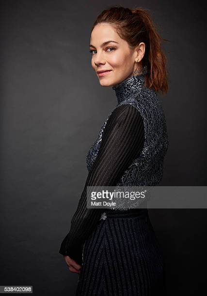 Actress Michelle Monaghan is photographed at the Hulu UpFront for TV Guide Magazine on May 4 2016 in New York City