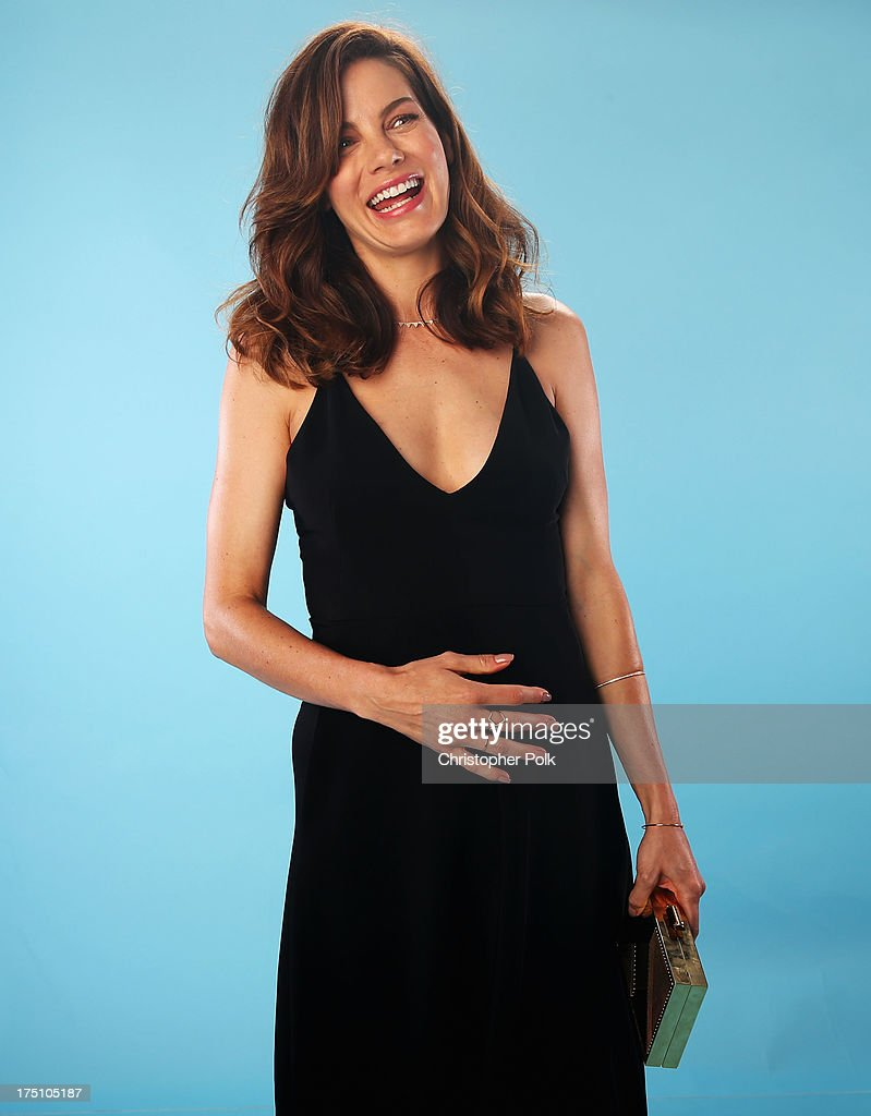 Actress <a gi-track='captionPersonalityLinkClicked' href=/galleries/search?phrase=Michelle+Monaghan&family=editorial&specificpeople=213746 ng-click='$event.stopPropagation()'>Michelle Monaghan</a> poses for a portrait at the DoSomething.org and VH1's 2013 Do Something Awards at Avalon on July 31, 2013 in Hollywood, California.