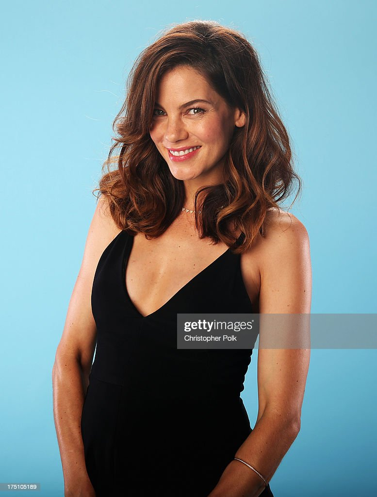 Actress Michelle Monaghan poses for a portrait at the DoSomethingorg and VH1's 2013 Do Something Awards at Avalon on July 31 2013 in Hollywood...