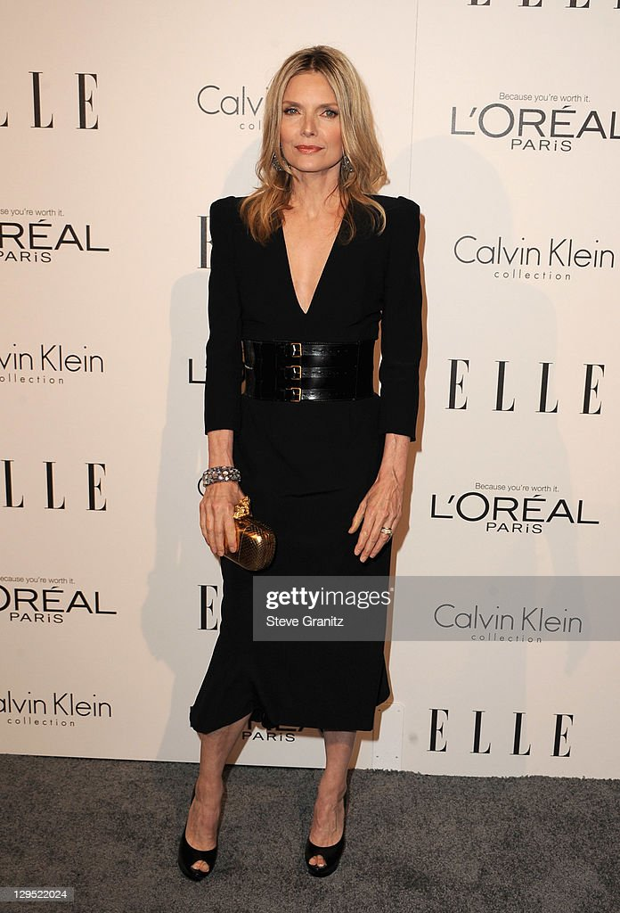 ELLE's 18th Annual Women In Hollywood Event - Arrivals