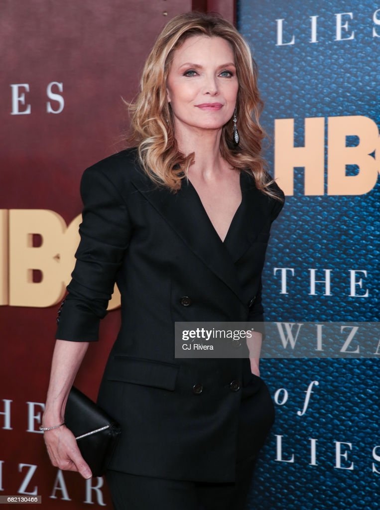 """""""The Wizard Of Lies"""" New York Premiere"""
