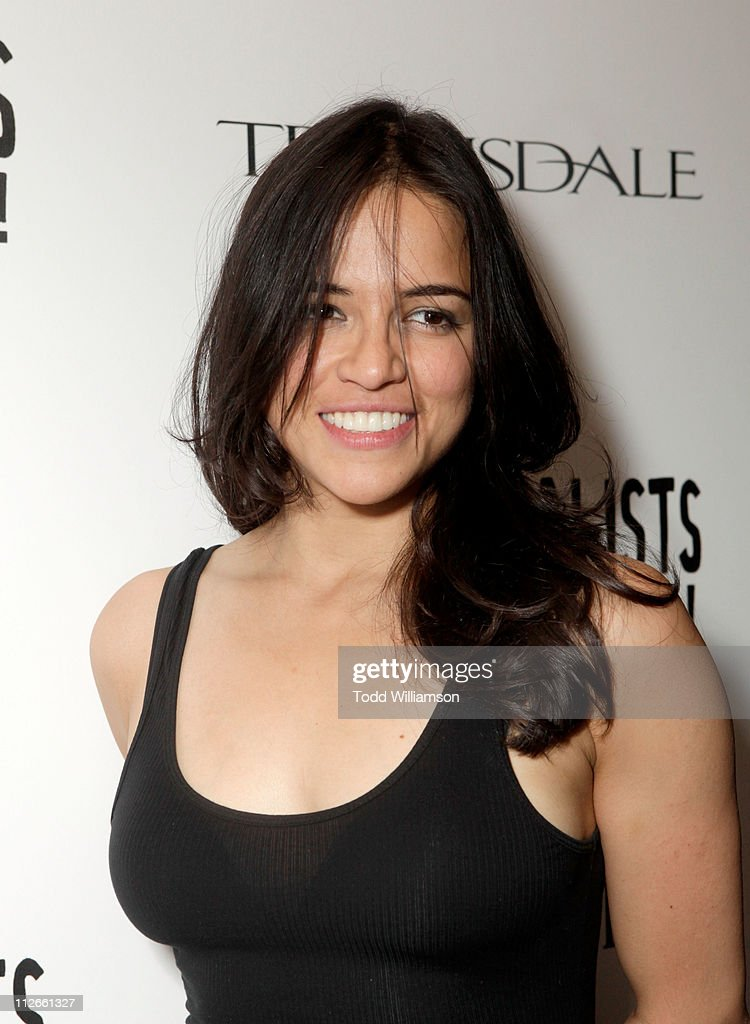 Actress Michelle Rodriguez attends 'The Imperialists Are Still Alive!' after party held at Trousdale on April 19, 2011 in West Hollywood, California.
