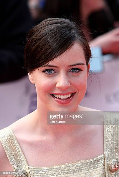 Actress Michelle Ryan attends the National Movie Awards 2010 at the Royal Festival Hall on May 26 2010 in London England