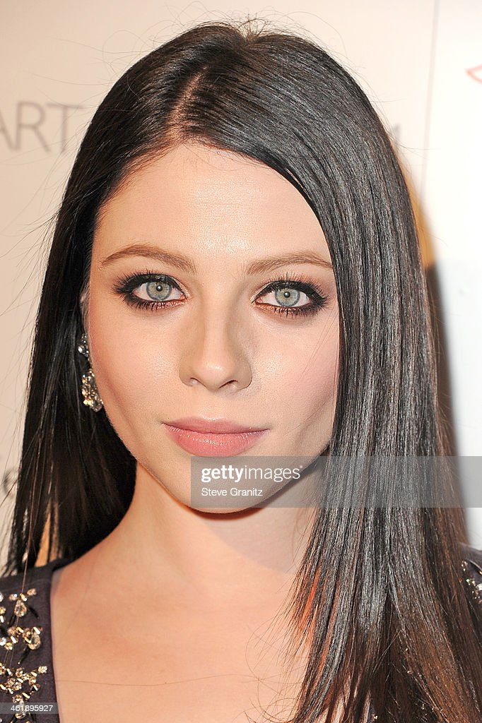 Actress Michelle Trachtenberg arrives at The Art of Elysium's 7th Annual HEAVEN Gala presented by MercedesBenz at Skirball Cultural Center on January...