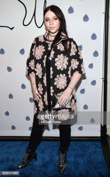 Actress Michelle Trachtenberg arrives at Tyler Ellis Celebrates 5th Anniversary And Launch Of Tyler Ellis x Petra Flannery Collection at Chateau...