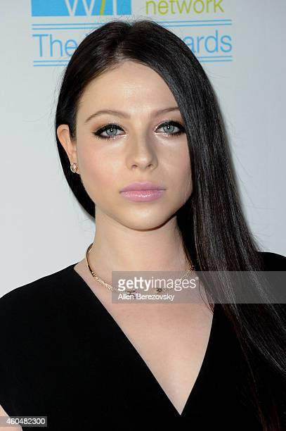 Actress Michelle Trachtenberg arrives at Women's Image Network's 16th annual Women's Image Awards at Beverly Hills Women's Club on December 14 2014...